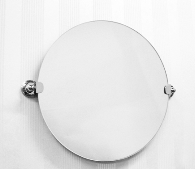 Kensington Wall Mounted Round Mirror 500mm