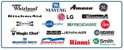 We repair all major brands