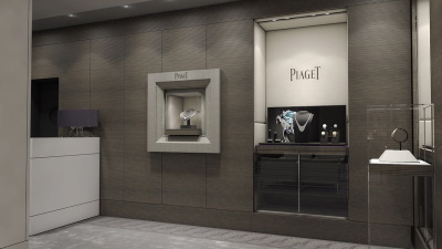 luxury interiors watches and jewellry
