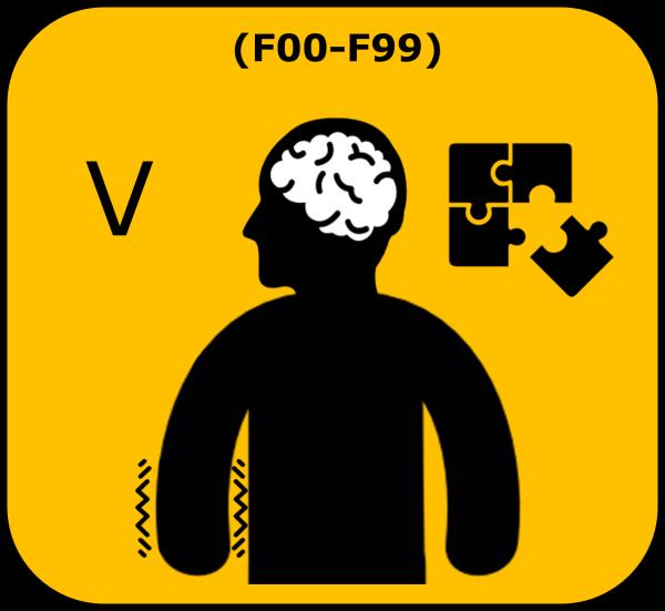 Mental and behavioral disorders
