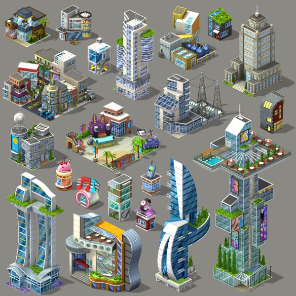 cityville assets 16