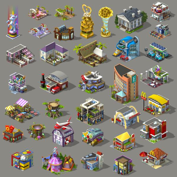 cityville assets 10