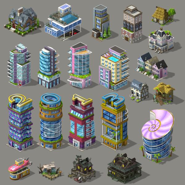 cityville assets 5