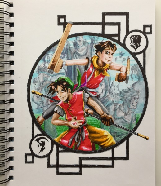 suikoden 1 and 2