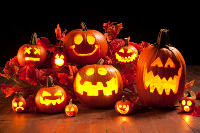 Double Double Toil and Trouble!! (Halloween Safety Tips)