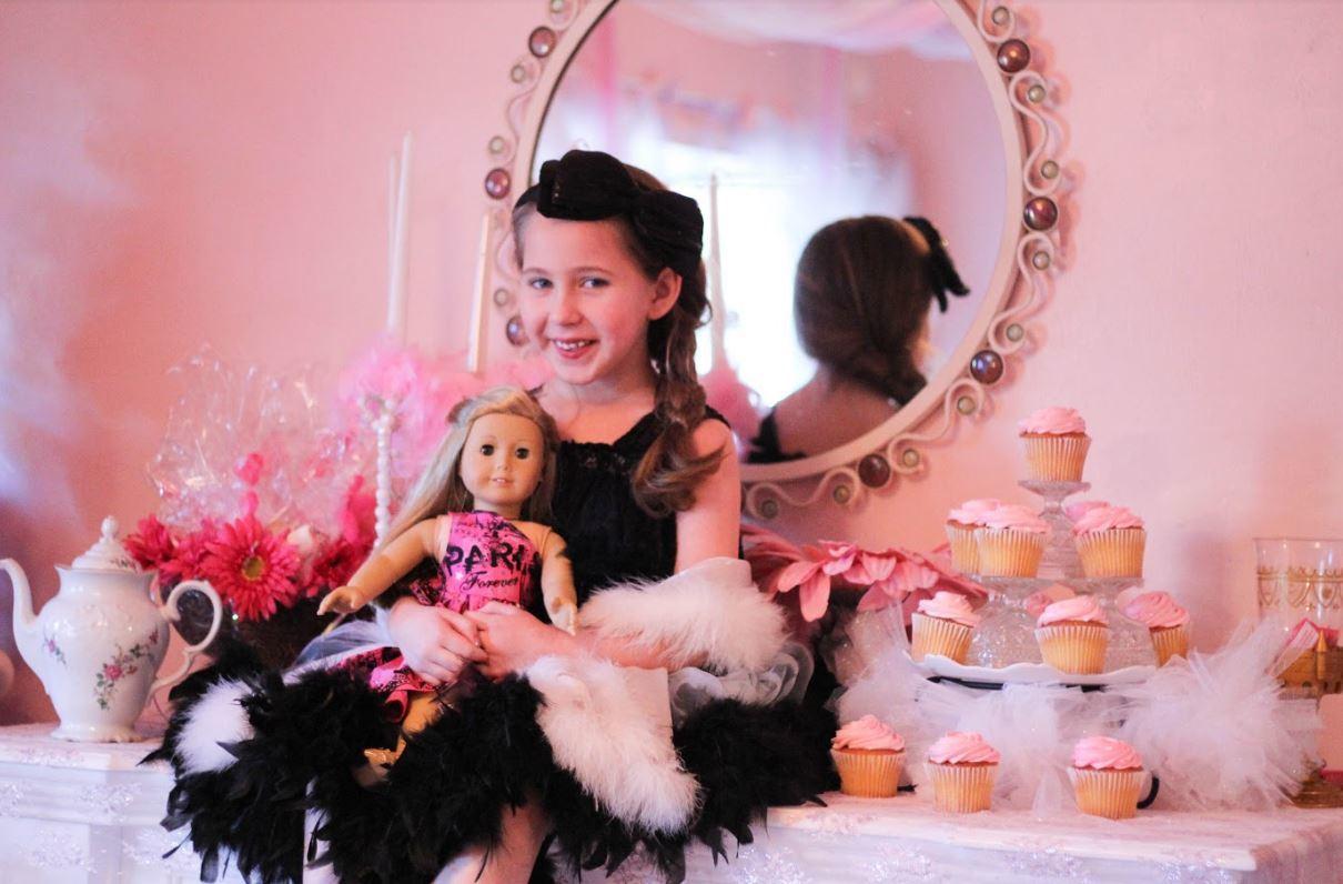 Doll & Me Tea