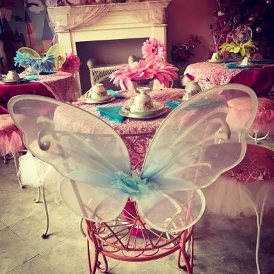 Fairy Garden Tea