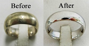 Rhodium and Repolishing Services