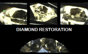 Repair of Cracked & Chipped Stones