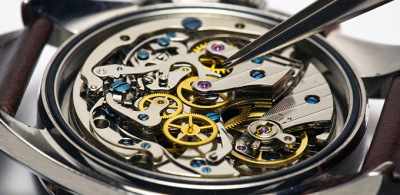 Movement Servicing on All Watches and Models