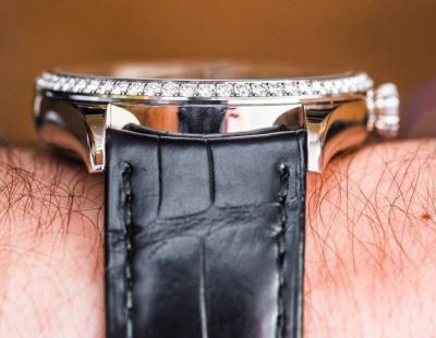 Watch Bezel Diamond Setting