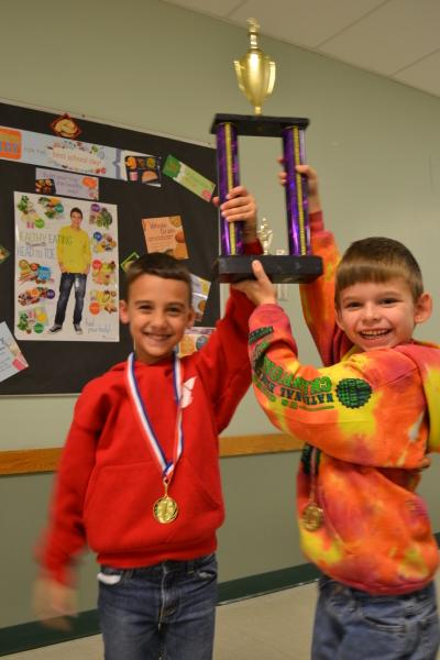 2015 WNY Fall Scholastic Co-Champions