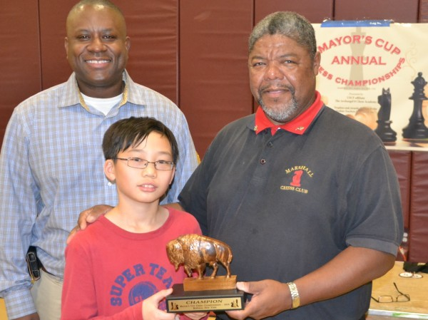 Author NM Eddie Mark, William & Coach