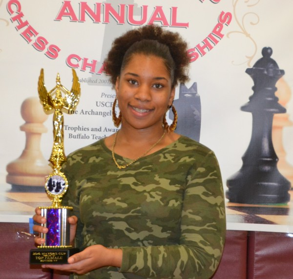 Dalaun, the 9th Annual Mayor's Cup Top HS Female