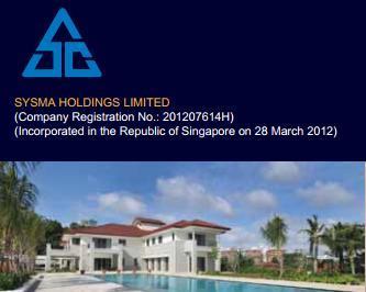 Sysma Holding Inc.