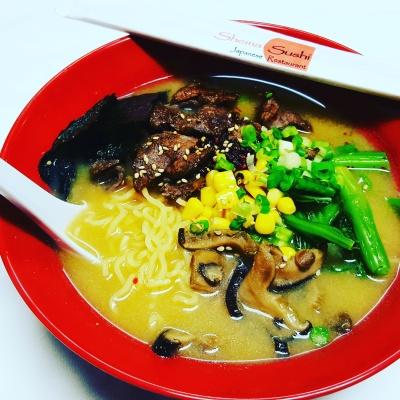 Beef Miso Ramen