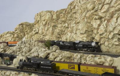 Model Railroad Photo Gallery