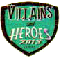 2013 Villains and Heroes Logo