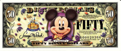 photo regarding Disney Dollars Printable identify Homepage
