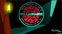 Who wants to be a Villionaire Intro image