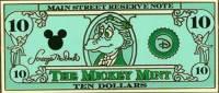 $10 Figment as Alexander Hamilton