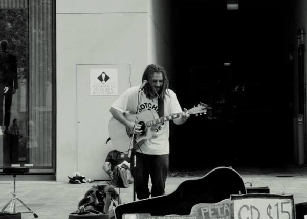 Perth Buskers