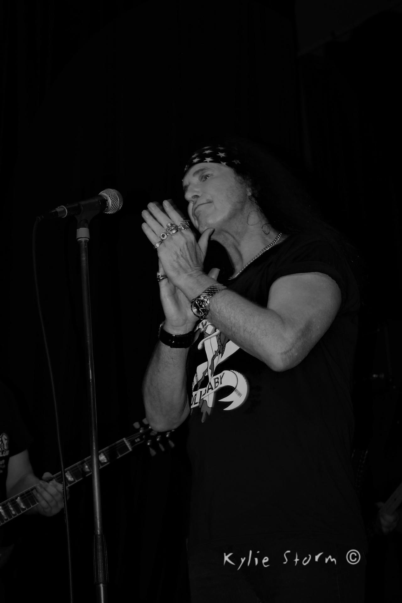 Dave Evans Feb 2018