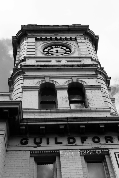 GUILDFORD POST OFFICE