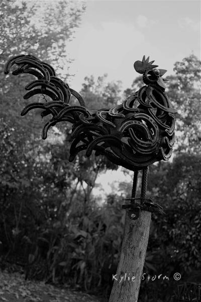 Earlsferry sculptures