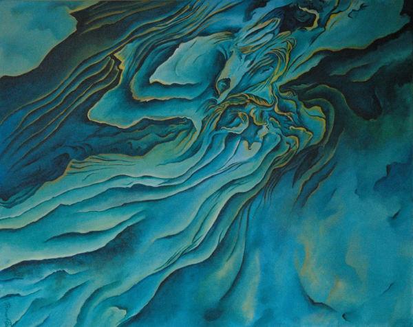 FROZEN WATER II