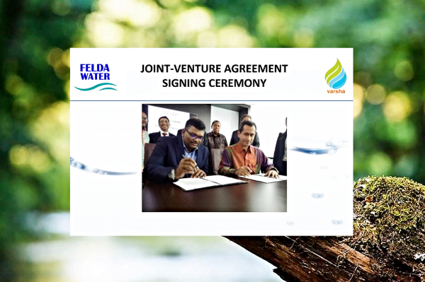 JVA Signing Ceremony for Indonesian Ventures