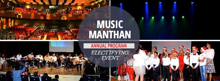 Anual Program & Recitals