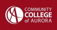 Community College of Aurora logo