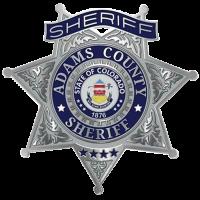 Adams County Badge