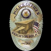 Brighton Police Badge