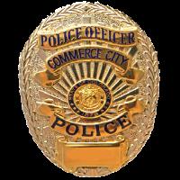 Commerce City PD badge