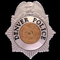 Denver Police Department badge