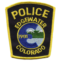 Edgewater Police patch