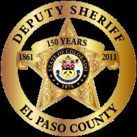 El Paso County Sheriff's Office badge