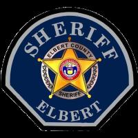 Elbert County Sheriff's Office badge