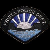 Fruita Police Department patch