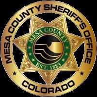 Mesa County Sheriff's Office badge