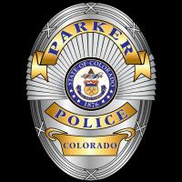 Parker Police Department badge