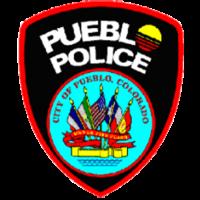 Pueblo Police Department patch