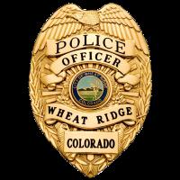 Wheat Ridge Police badge