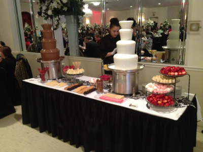 Chocolate Fountain Rental in NYC