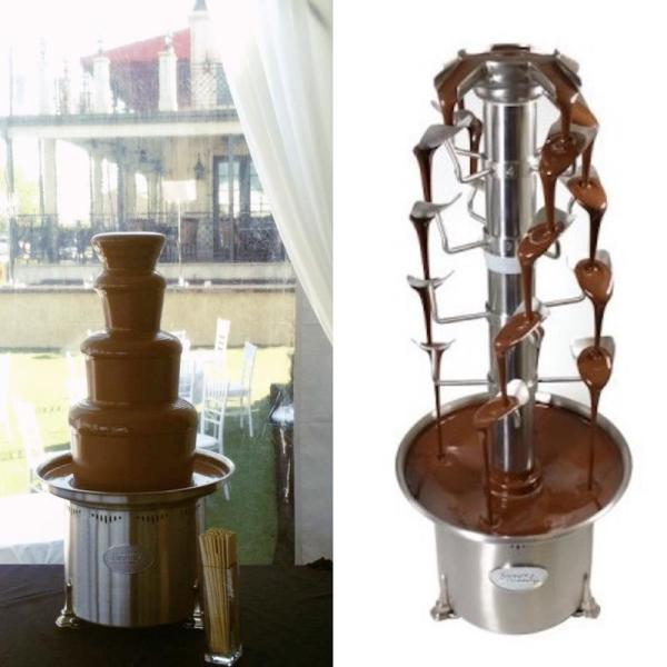 NYC Chocolate Fountain Rentals