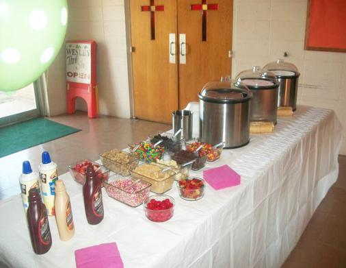 Ice Cream Sundae Bar Rentals in NYC
