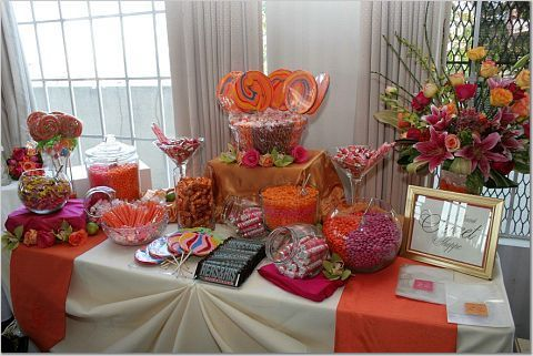 Candy Station Rentals for Weddings in NYC