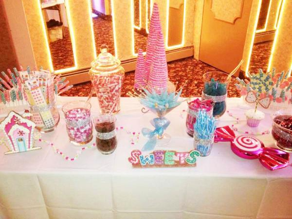 Candy Buffet Rentals for Parties in NYC